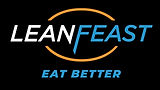 LeanFeast Logo