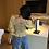 Thumbnail: Off-the shoulder blouse