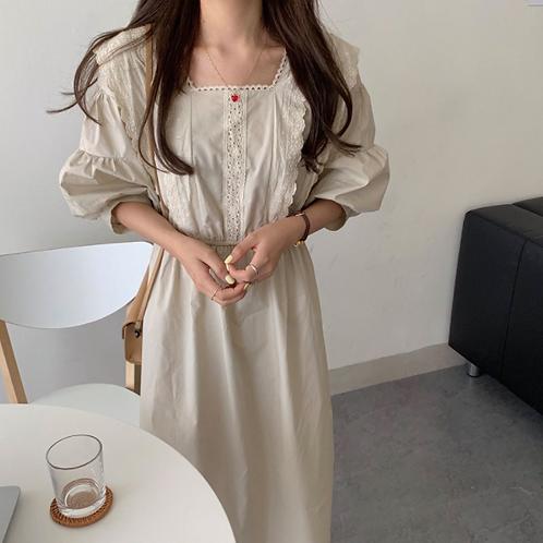 Lace dress - ddops.265