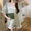 Thumbnail: Lace pajama - 3 pieces