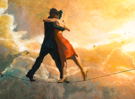June Newsletter: Dancing on the High-wire, Empathy, and Michelangelo