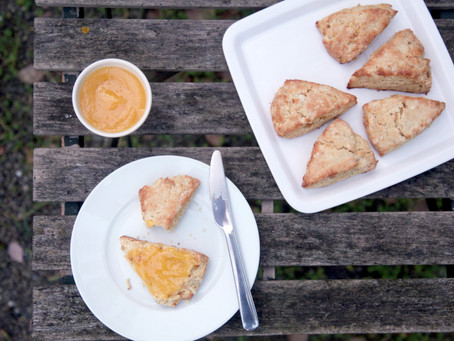 The Perfect Gluten-Free Scones