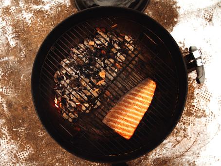 Grilled Wild Alaskan Salmon