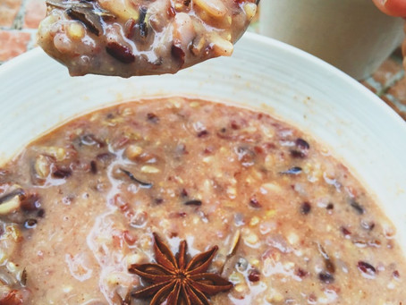 Wild Rice Pudding