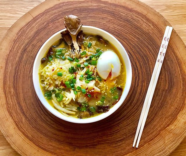 Ramen made easy - love at first slurp