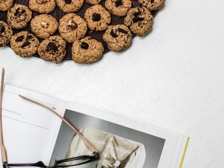 Best-Ever Cookie: Gluten-free & Vegan