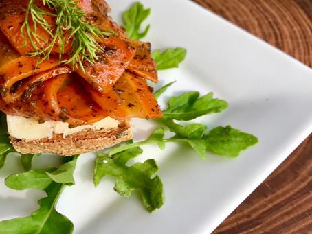 Smoked Salmon- Vegan Style!