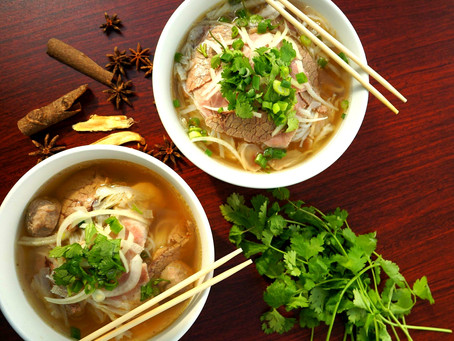 Beef Phở (Noodle Soup!)
