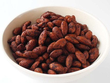 Smoky Chili Almonds