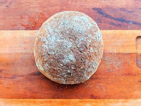 Spent Grain Bread