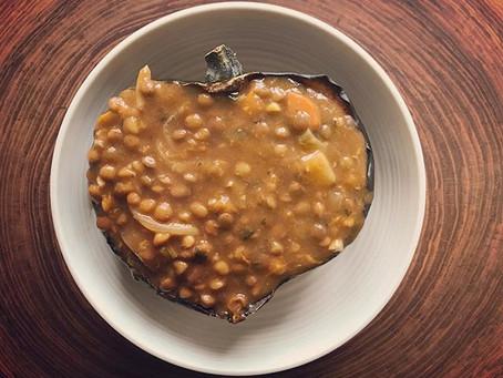Red Lentil Love Soup