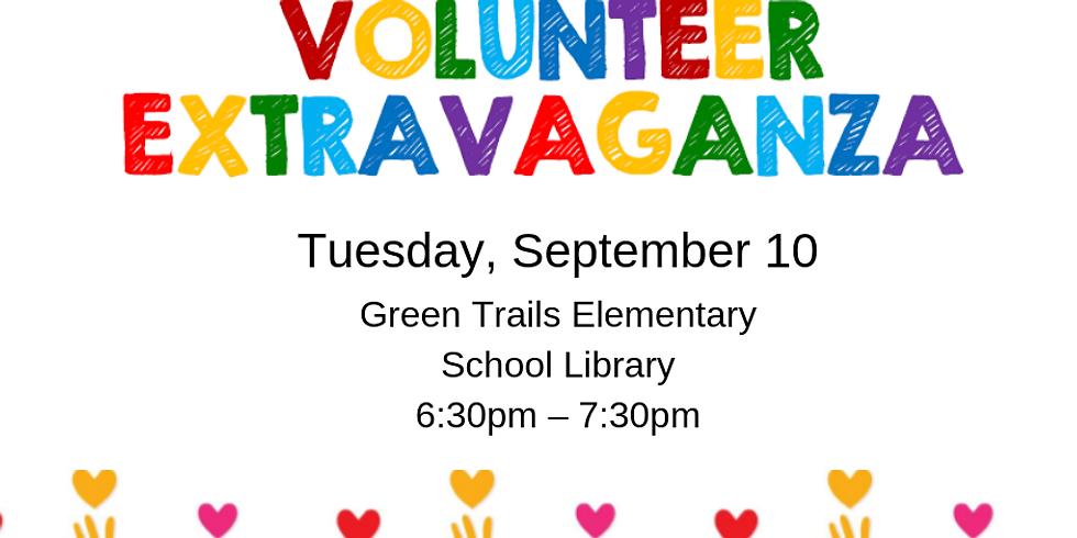 Volunteer Extravaganza
