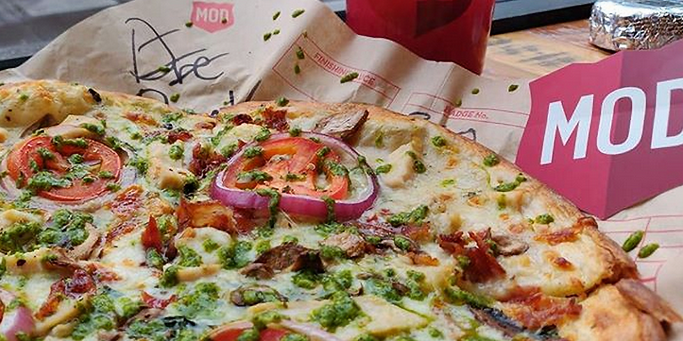 Mod Pizza Dine & Donate