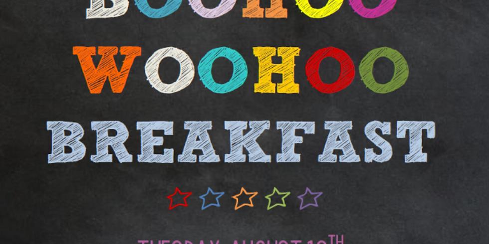 Boo-Hoo Woo-Hoo Breakfast
