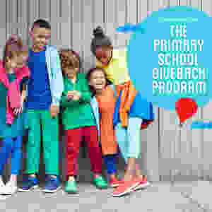 Use the Green Trails link when purchasing these clothing basics for kids.