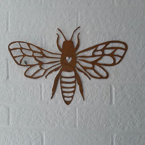 Honey Bee Wall Art