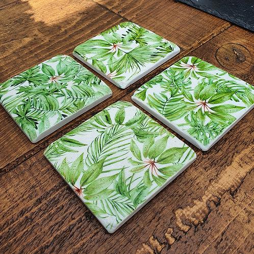 Coasters - Palm Print
