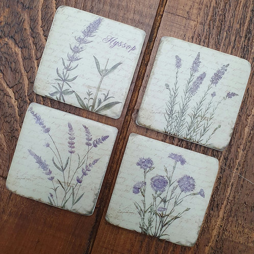 Coasters - Country Garden