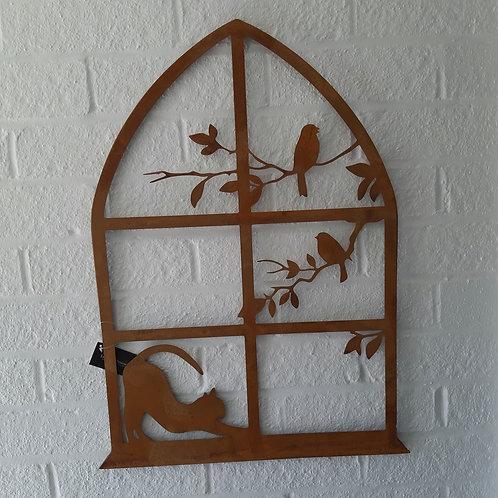 Gothic Window Wall Art