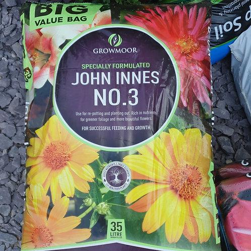 John Innes No 3 compost 35 litre