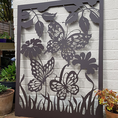 Butterfly Wall Plaque