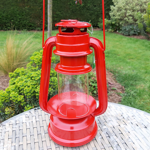 Lantern Design Bird Seed Feeder approx 25cm x 16cm
