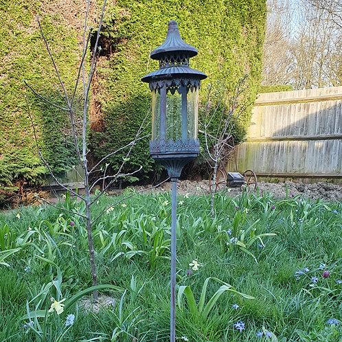 Garden Lantern - verde
