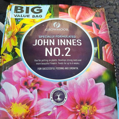 John innes no. 2 compost.  35 litre
