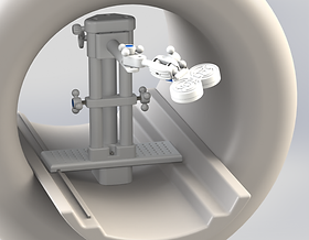Tower in MRI - POSITION A - 11 Dec 2018.