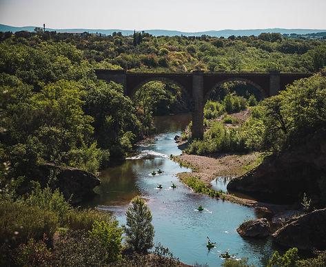pont de la lergue