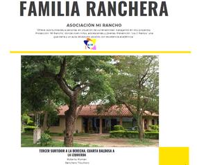 Boletín Mi Rancho Agosto 2020
