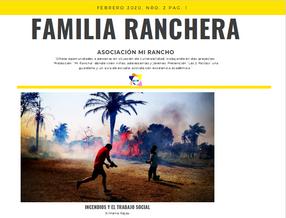 Boletín Mi Rancho Febrero 2020