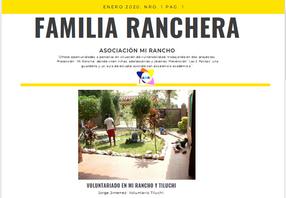 Boletín Mi Rancho Enero-2020