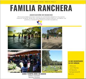 Boletin Mi Rancho octubre 2020