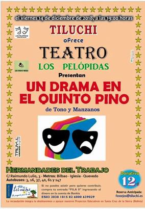 Madrid - Teatro las Pelopidas