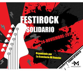 Evento en Bolivia              FESTIROCK SOLIDARIO 2018