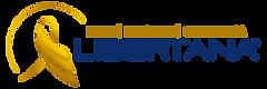 Libertana Home Health Logo. Life/Health/Freedom Libertana