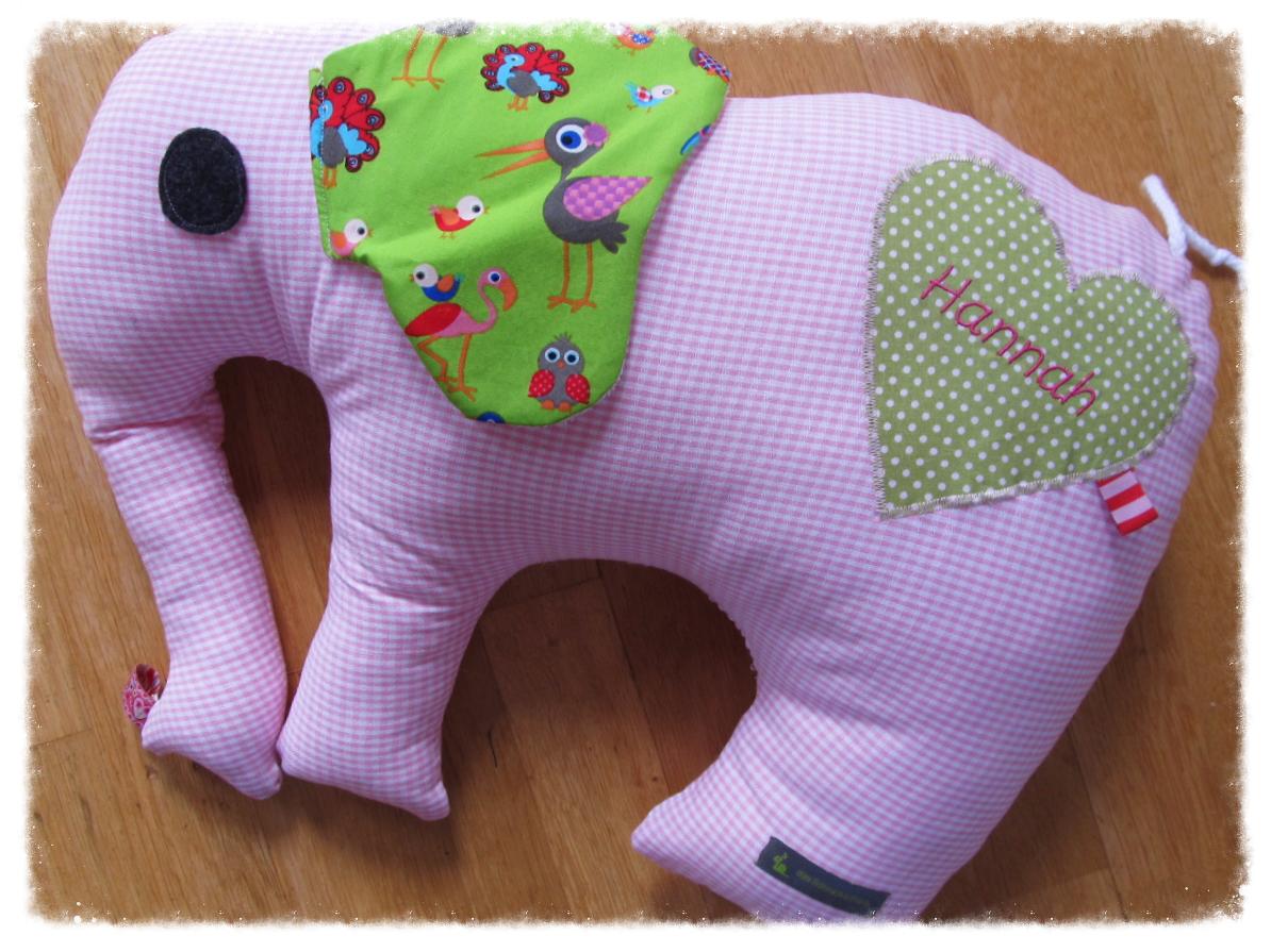 Der rosa Elefant