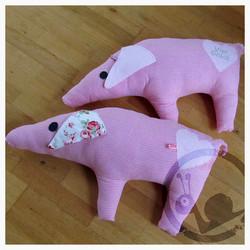 Schweinekissen