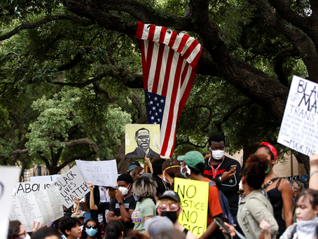 In George Floyd-inspired protests, Texas organizers find new allies in quest for police reforms