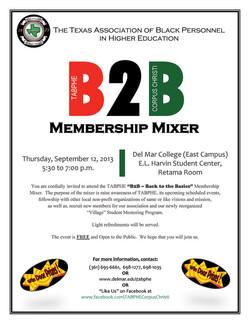 B2B Membership Mixer