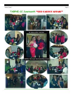 Red Carpet Affair Dance Fundraiser