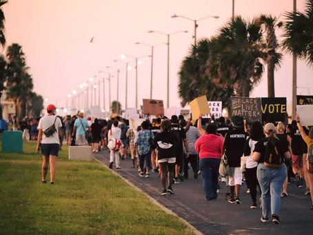'No Justice. No Peace:' Corpus Christi marches in support of Black Lives Matter movement