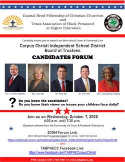 CCISD Forum Flyer (10-7-20)(2)