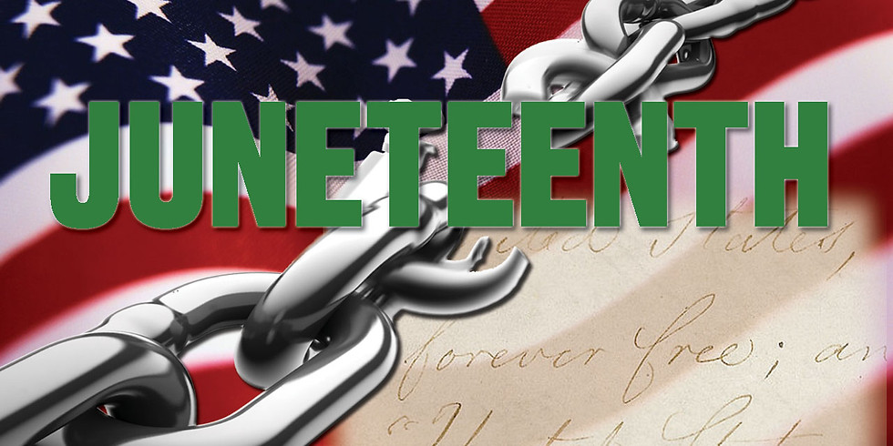 Juneteenth in the Crest
