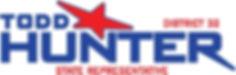 State Representative Todd Hunter Logo.jp