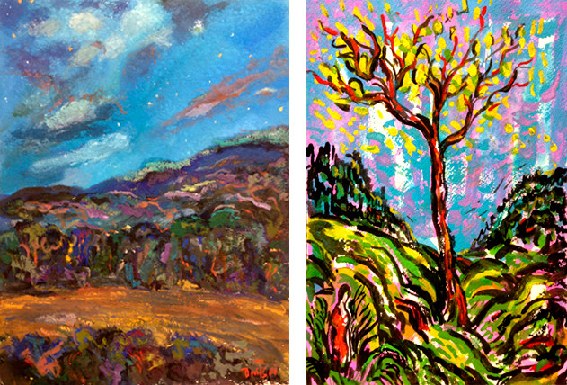 Art Insights: Learning to Paint with Gouache