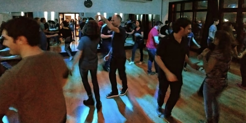 West Coast & Shag (SWAG) Class & Dance Party!