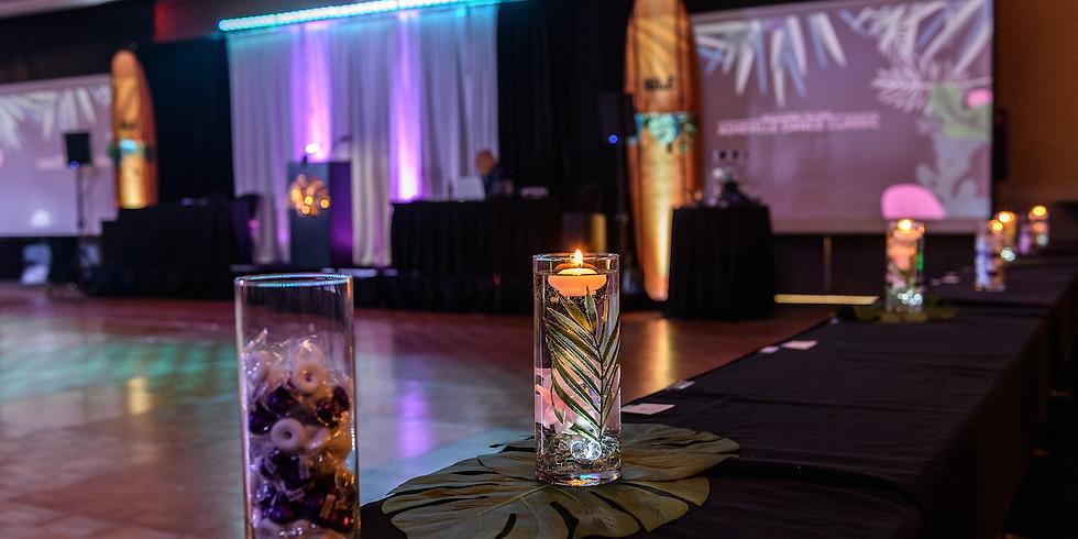 Asheville Dance Classic - Saturday Evening Dinner & Show