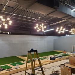 WJ Golf Pre Construction 1